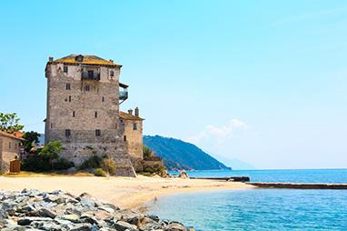 Macedonia - Chalkidiki - Towers of Halkidiki