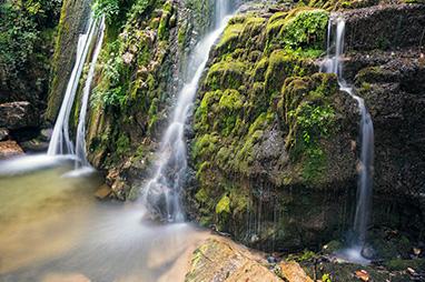 Macedonia - Chalkidiki - Barbara Waterfalls