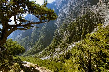 Crete - Chania - Hike the Samaria Gorge