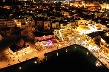 Crete - Chania - Relax among locals