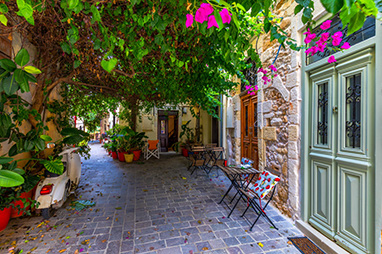 Crete - Chania - Old Town