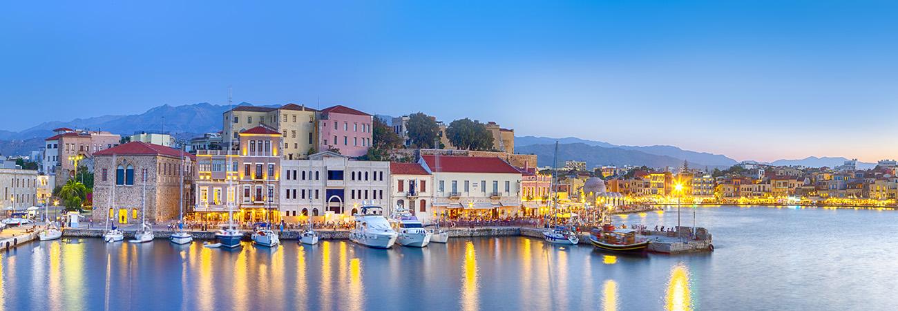Κρήτη, Χανιά