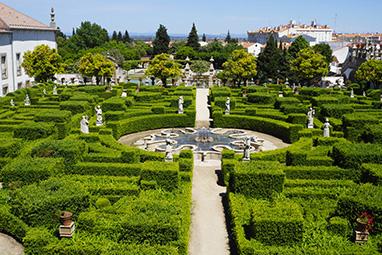 Portugal-Coimbra-Boτανικός κήπος