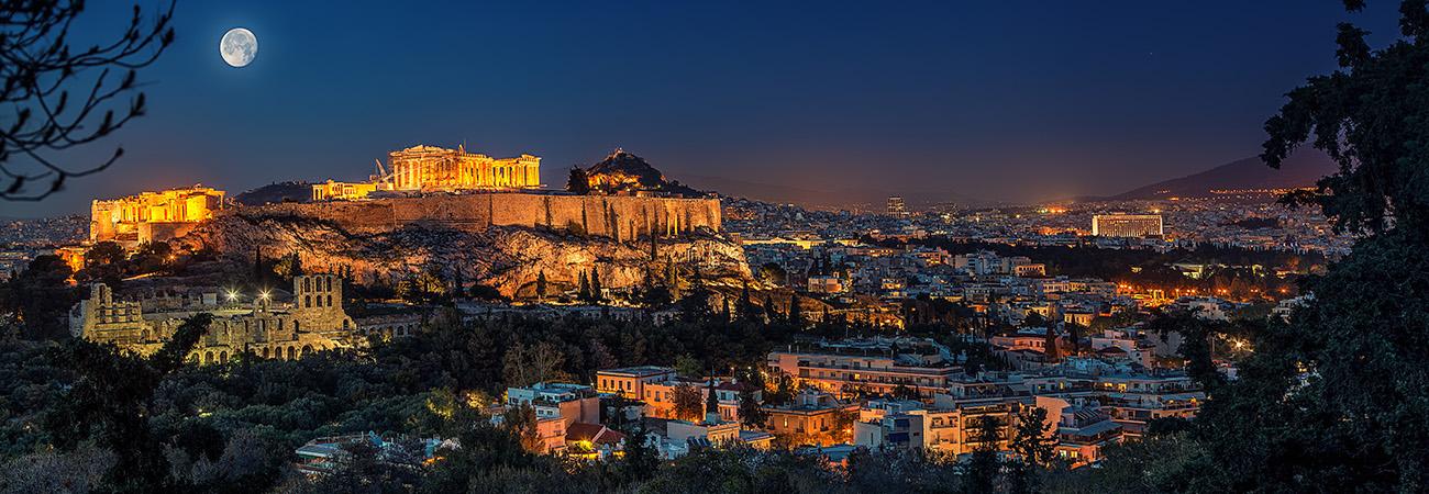 Athens - Nafplion