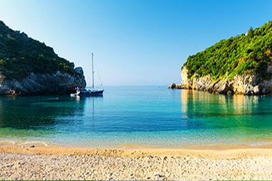 Ionian - Corfu - Beaches