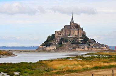 United Kingdom-Cornwall-Saint Michael's Mount