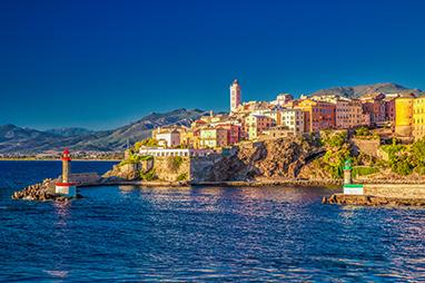 France - Corsica - Bastia
