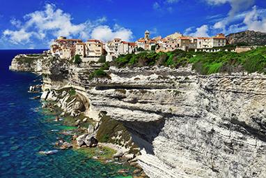 France - Corsica - Bonifacio