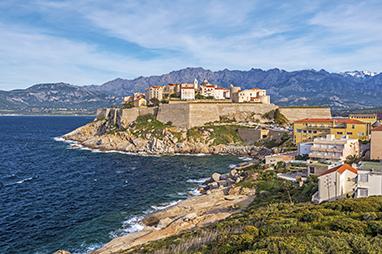 France - Corsica - Calvi