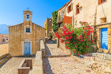 France - Corsica - Sant'Antonino