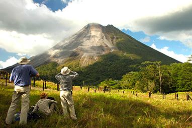 Κεντρική Αμερική, Κόστα Ρίκα, Arenal Volcano National Park