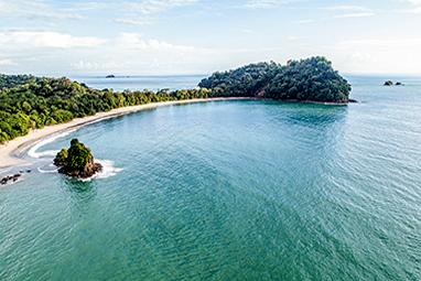 Κεντρική Αμερική, Κόστα Ρίκα,Manuel Antonio beach and National Park