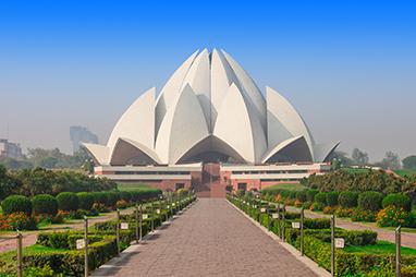 India - Delhi - Lotus Temple