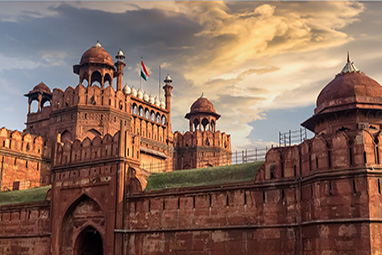 India - Delhi - Red Fort