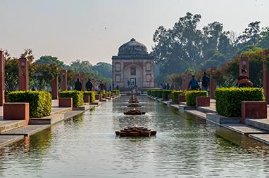 India - Delhi - Sunder Nursery