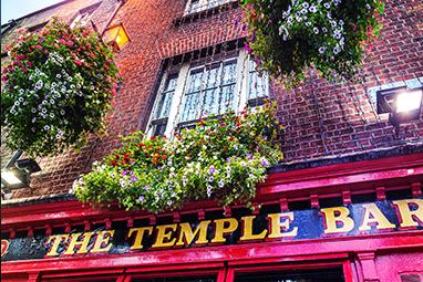 Ireland-Dublin-Temple Bar