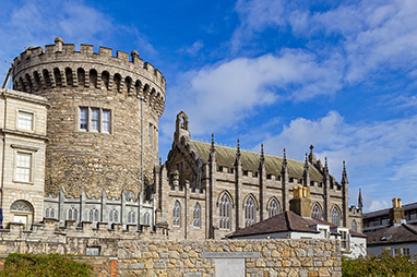Ireland-Dublin-Κάστρο του Δουβλίνου