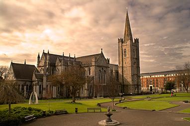 Ireland-Dublin-Καθεδρικός ναός Αγίου Πατρικίου