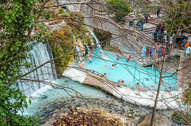 Edessa-Pozar Baths