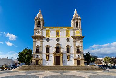 Portugal-Faro-Igreja do Carmo