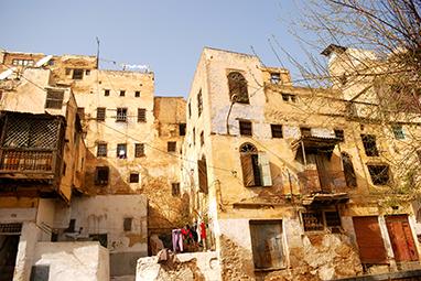 Morocco-Fes-Mellah