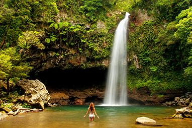 Suva-Fiji-Πάρκο Εθνικής Κληρονομιάς Bouma, νησί Taveuni