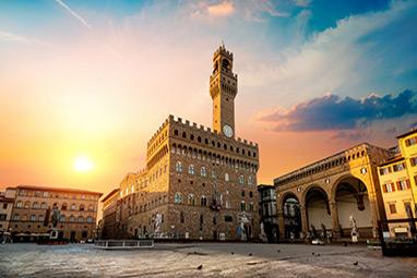 Italy-Florence-Palazzo Vecchio