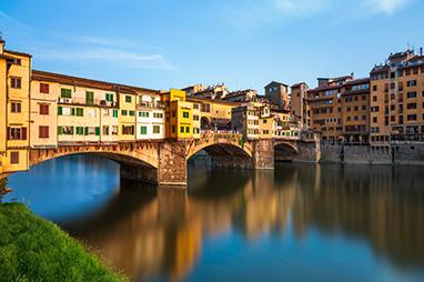Italy-Florence-Ponte Vecchio