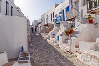 Greece-Folegandros-Στο Κάστρο
