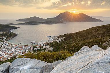 Greece-Fournoi-Κυκλώπειο Τείχος