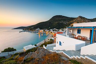 Greece-Fournoi-Βόλτες στην Χώρα