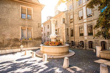 Switzerland-Geneva-Η Παλιά Πόλη