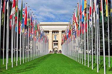 Switzerland-Geneva-Παλάτι των Εθνών