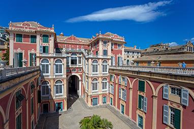 Italy-Genoa-Royal Palace Museum
