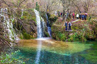 Greece-Goumenissa-Σμαραγδένια Λίμνη
