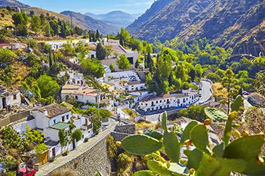 Spain -Granada - Σακρομόντε