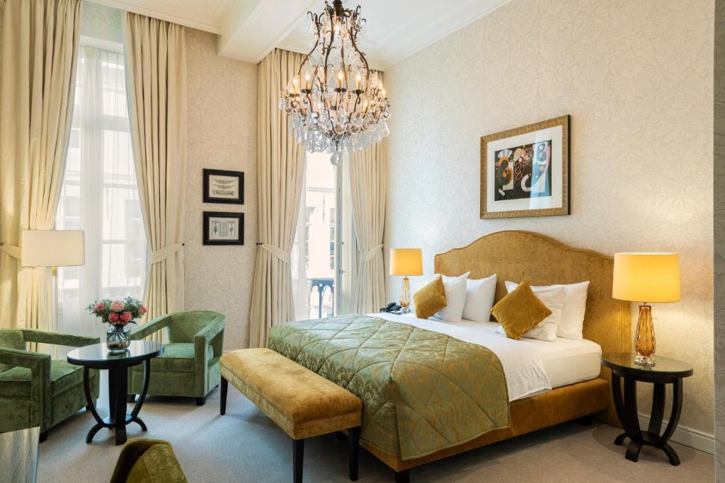 Grand Hotel Casselbergh Brugge, 4*