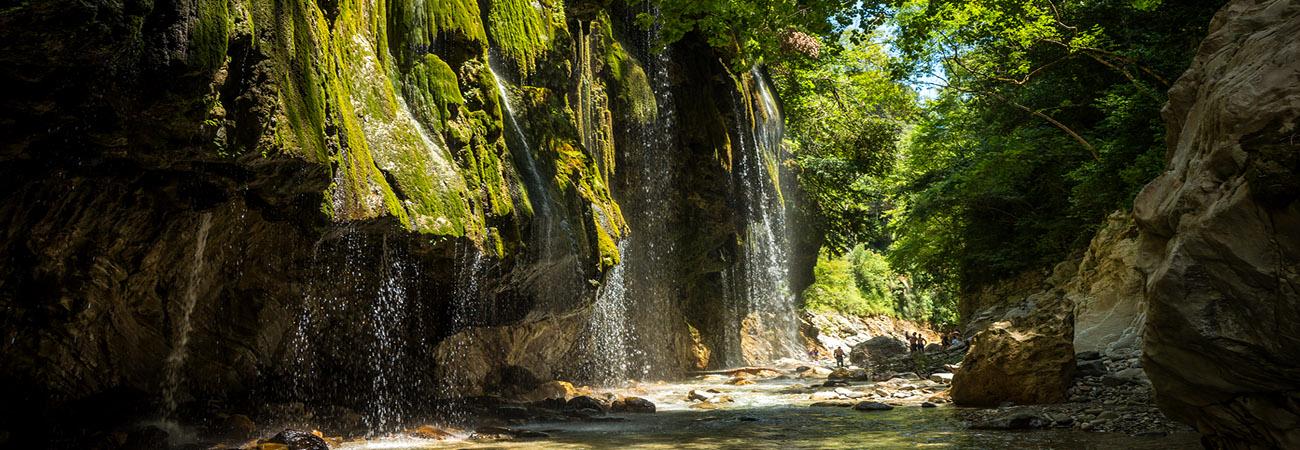 Greece Central Highlands: Delphi - Arachova - Karpenisi