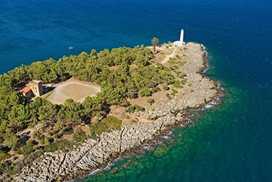 Gytheio-Peloponnese-Νησάκι Μαραθονήσι