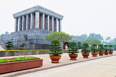 Vietnam - Hanoi - Μαυσωλείο Χο Τσι Μινχ