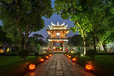 Vietnam - Hanoi - Ο Ναός της Λογοτεχνίας