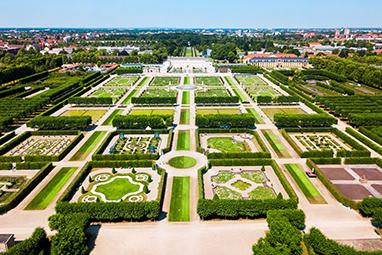 Germany- Hanover - Κήποι Herrenhausen