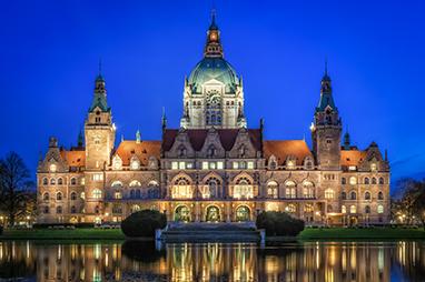 Germany- Hanover -Το Νέο Δημαρχείο