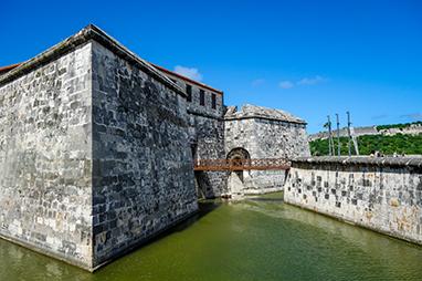 Cuba-Havana-Castillo de la Real Fuerza