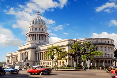 Cuba-Havana-National Capitol building