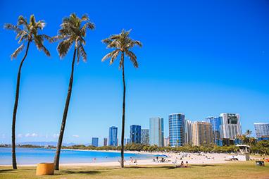 Hawaii-Ala Moana Regional Park