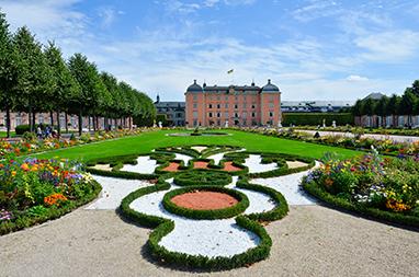 Germany- Heidelberg - Schloss Schwetzingen