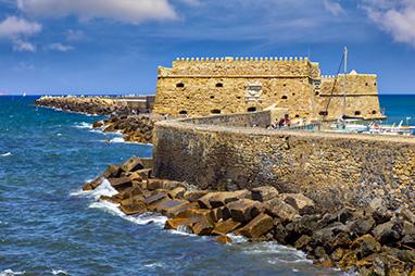 Crete - Heraklion - Heraklion Fortress