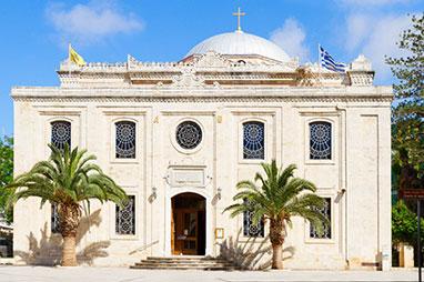 Crete - Heraklion - Saint Titos church