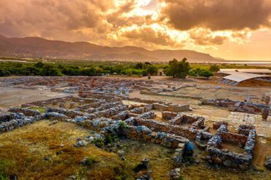 Crete - Hersonissos - Minoan Palace of Malia